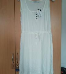 Lenge nyári fehér ruha CIMKÉS