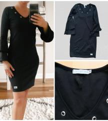 JULIETTE fekete ruha