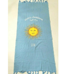 Light Blue Sun törölköző