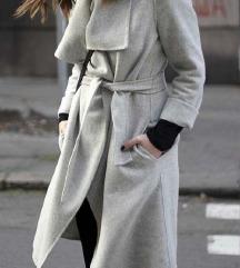 Zara hand made gyapjú kabát