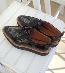 Fekete Zara cipő 37-es