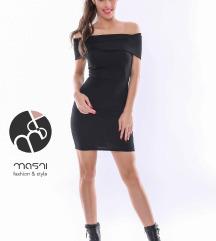 új cimkés Masni Kecskemét Fekete masnis hátú ruha