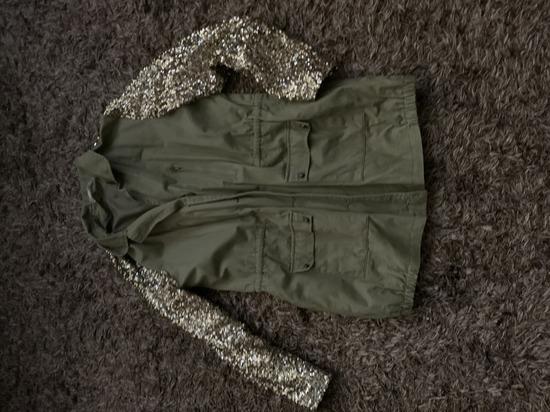 Flitteres kabátka