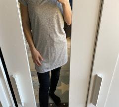 Atmosphere szürke póló ruha S
