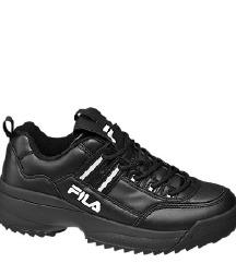 FILA chunky fekete sportcipő