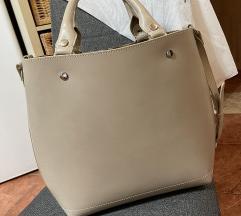 Zara táska cimkés