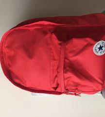 Piros Converse hátizsák