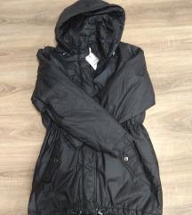 Női , derekán állítható női kabát XL