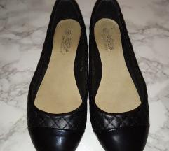 Fekete balerina cipő (36)