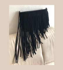 ÚJ fekete 🖤 MOHITO 🖤 rojtos fesztivál táska