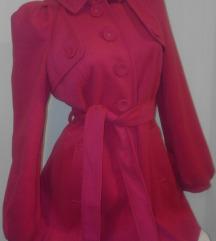 Pink / magenta színű NEXT szövetkabát