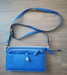 Új kék Caprisa táska