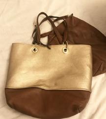 FOGLALVA Parfois kifordítható táska, kistáskával