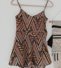 ÚJ H&M-es S-es nyári overál ruha