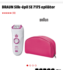 Sürgősen eladó!!Silk epil 7 epilátor