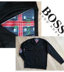 HUGO BOSS pulóver M-es