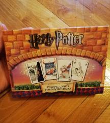 MÁGIKUS Harry potter póker kártya