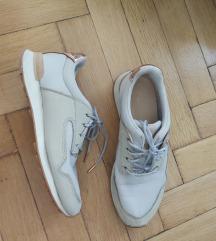 Clarks bőr cipő 37
