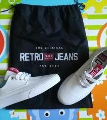 Retro jeans cipő 42