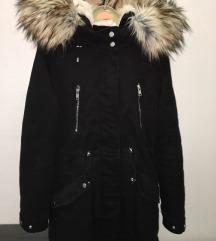 Bershka XS méretű téli kabát