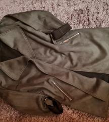 Orsay velúr kabát