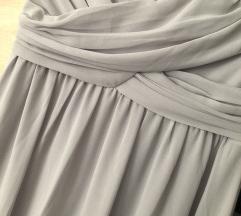 H&M maxi, koszoruslany ruha, 36