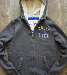 ' Hollister ' férfi kapucnis vastag pulóver