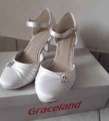 Eladó fehér színű alkalmi cipő!