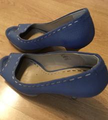 Farmer színű cipő