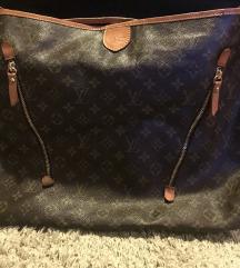 Louis Vuitton pakolós táska