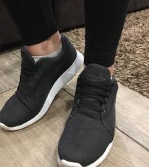 Fekete puma cipő