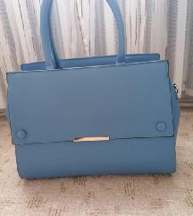 3500!! Kék nagy méretű táska eladó!!