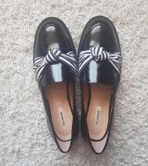 ÚJ lakk loafer/mokaszin