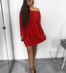 NANA'S piros ruha