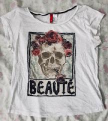 H&M skull t-shirt