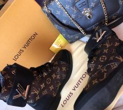 Louis Vuitton bőr bakancs