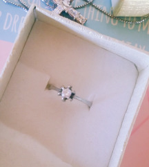 925, ezüst gyűrű