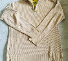 2XL glen bordazott ferfi pulover
