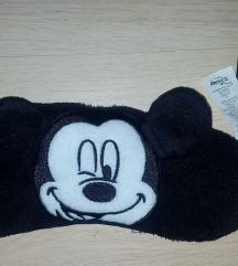 Tezenis plüss Mickey szemtakaró alvómaszk Új