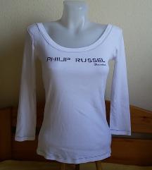 Philip Russel fehér felső, M-es