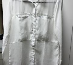 Bershka áttetsző ing M