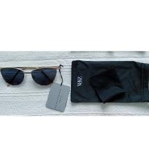 Zara fémkeretes címkés napszemüveg