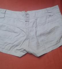 Khaki színű rövid nadrág short
