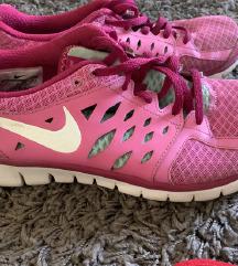 Nike edzőcipő sport futó rózsaszín