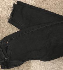 Fekete mom jeans