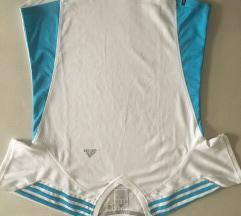 Adidas fehér sport/edző felső s/m