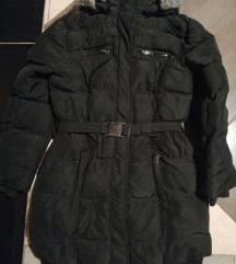 Kapucnis téli kabát S/M.. 36,38
