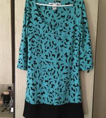 Diane Von Furstenberg zöld ruha S(-40% OFF!)