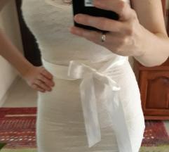Fehér csipke alkalmi ruha
