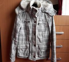 Téli kabát FISHBONE